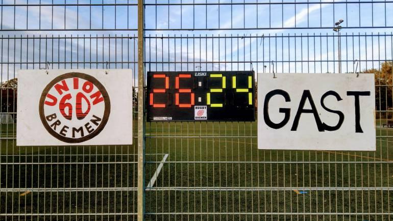 Derbysieg der Herren gegen die SG Bremen/Bethen