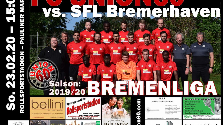 Team lässt zum Auftakt einige Wünsche offen – 3:5–Niederlage gegen den SFL Bremerhaven