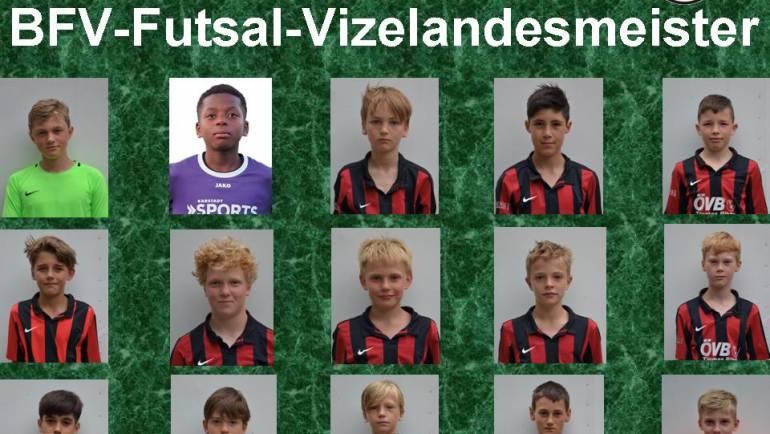 D1 Futsal Vize-Landesmeister