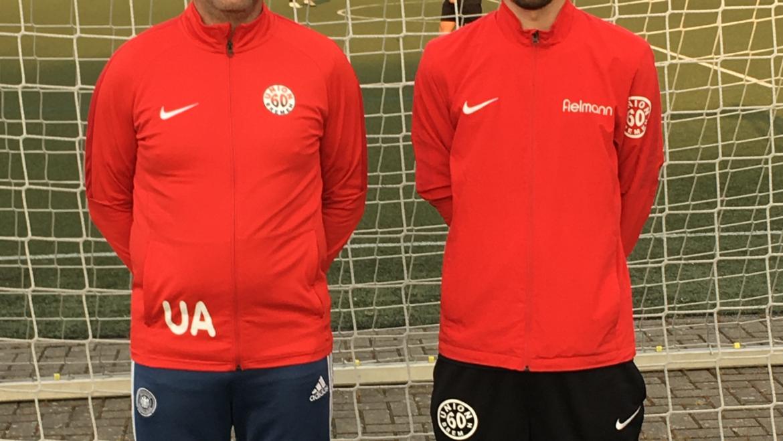 Die 1A (U19) des FC Union 60 bereitet sich auf den Start der Saison 2020/21 vor.