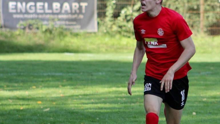 Young Star erziehlt sein erstes Bremen-Liga Tor