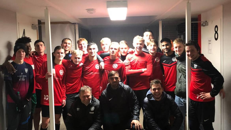 Die aktuelle Saison wird nicht fortgeführt. Jetzt bereitet sich die  A1 (U19) des FC Union 60 auf die neue Saison 2021/22 vor