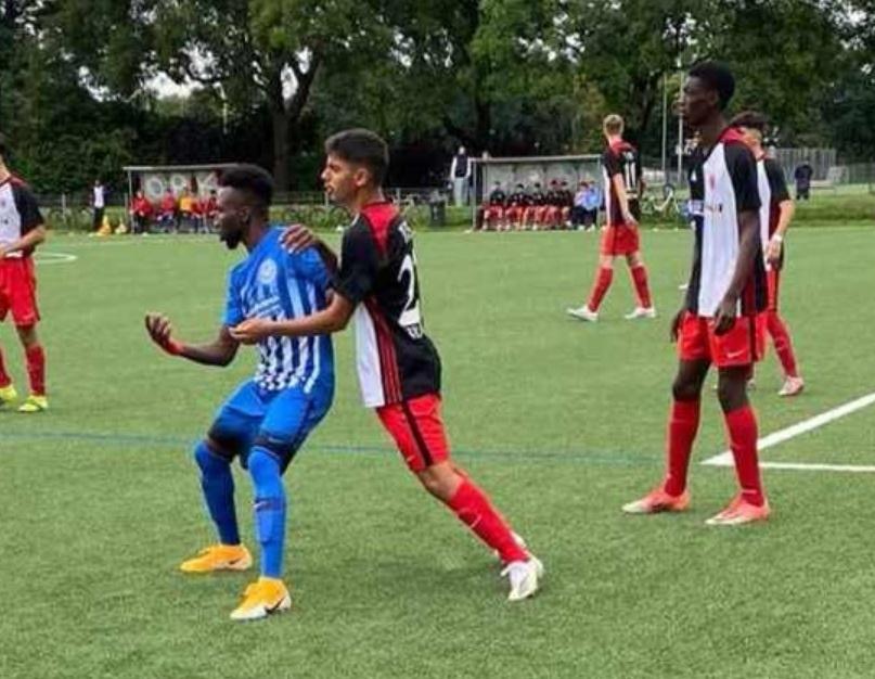 Für die U19 endet das 1. Pflichtspiel der Saison 21/22 unentschieden